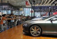 Pabellón de Bentley Foto de archivo libre de regalías