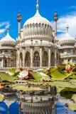 Pabellón de Brighton en verano Imagenes de archivo