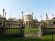 Pabellón de Brighton, Inglaterra Fotografía de archivo libre de regalías
