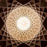 Pabellón de Dowlat Abad ilustración del vector
