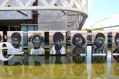 Pabellón de Francia Fotos de archivo libres de regalías