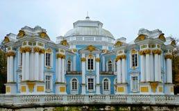 Pabellón de la ermita en Catherine Palace Imagenes de archivo