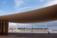 Pabellón de la expo 98, Lisboa Imagen de archivo