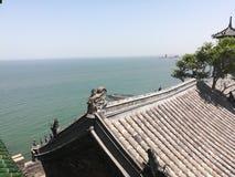Pabellón de Penglai Imagen de archivo