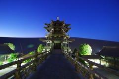 Pabellón de YueQuan Imagenes de archivo