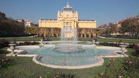 Pabellón del arte en Zagreb