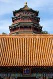 Pabellón del palacio del summper Fotografía de archivo libre de regalías