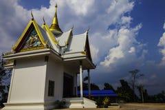 Pabellón del templo Imagen de archivo