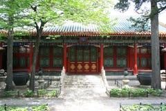 Pabellón - la ciudad Prohibida - Pekín - China Fotografía de archivo