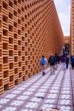 Pabellón polaco en la expo 2015, Milán Fotografía de archivo libre de regalías