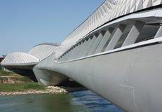 Pabellón-Puente Imagem de Stock Royalty Free