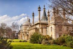 Pabellón real, Brighton, Sussex, Reino Unido imagenes de archivo
