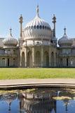 Pabellón real de Brighton Imagen de archivo libre de regalías