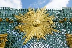 Pabellón real en el parque de Sanssouci en Potsdam, Alemania Foto de archivo