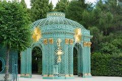 Pabellón real en el parque de Sanssouci en Potsdam, Alemania Foto de archivo libre de regalías