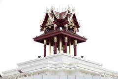 Pabellón tailandés fotos de archivo libres de regalías