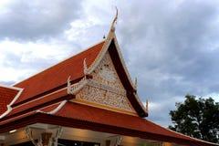 Pabellón tailandés Imágenes de archivo libres de regalías