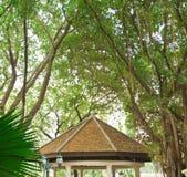 Pabellón tailandés del estilo imagen de archivo libre de regalías