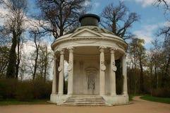 Pabellón en el jardín de Sanssouci Foto de archivo