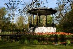 Pabellón Vondelpark Fotografía de archivo