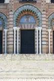 Pabellon mudéjar en Sevilla, España Imagenes de archivo