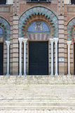 Pabellon Mudejar in Sevilla, Spain Stock Images