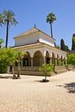 Pabellon von Carlos V im Alcazar, Sevilla, Spanien Stockfotografie