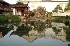 Pabellones chinos Imágenes de archivo libres de regalías