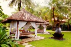 Pabellones para el masaje Fotos de archivo libres de regalías