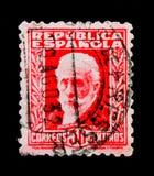 Pablo Iglesias, serie célèbre de personnes, vers 1932 Photo stock