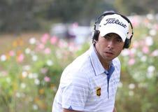 Pablo Larrazabal, Vivendi golf cup, sept 2010 Royalty Free Stock Photo