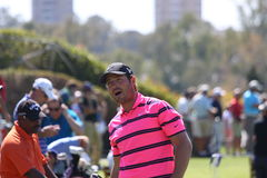 Pablo Martin at Andalucia Golf Open, Marbella Royalty Free Stock Photo