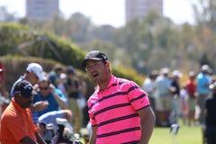 Pablo Martin a golf di Andalusia aperto, Marbella Fotografia Stock Libera da Diritti
