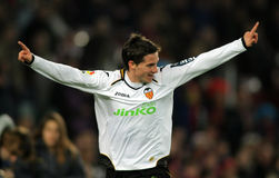 Pablo Piatti of Valencia CF Stock Photography