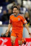 Pablo Piatti of Valencia CF Stock Photo