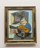 Pablo Picasso - at Albertina museum in Vienna Stock Photos
