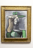 Pablo Picasso - at Albertina museum in Vienna Royalty Free Stock Photography