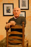 Pablo Picasso Stock Photography