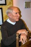Pablo Picasso in Mevrouw Tussaud-wasmuseum Londen het UK Stock Afbeelding