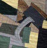 Pablo Picasso stylu patchwork Zdjęcie Stock