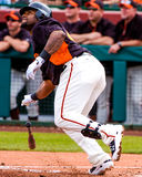 Pablo Sandoval San Francisco Giants Royalty Free Stock Photo
