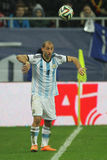 Pablo Zabaleta Royalty Free Stock Photo
