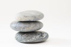 Pacífico y equilibrado Imagen de archivo libre de regalías