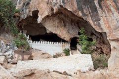 Pac Ou Cave Entrance Royalty Free Stock Photos