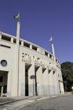 Pacaembu stadium - São Paulo - Brazil Stock Photo