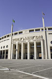 Pacaembu stadium - São Paulo - Brazil Stock Image