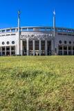 Pacaembu stadium Stock Photography