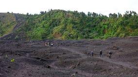 Pacaya vulkan/Guatemala Royaltyfria Bilder