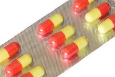 Pacchetti delle vitamine fotografia stock libera da diritti