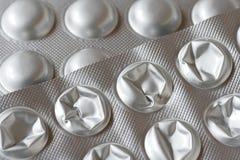 Pacchetti di bolla Fotografia Stock Libera da Diritti